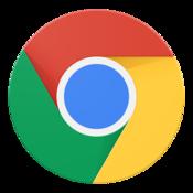 App Icon: Chrome-Browser – Google Variiert je nach Gerät