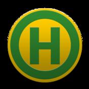 App Icon: Öffi - Fahrplanauskunft 8.39