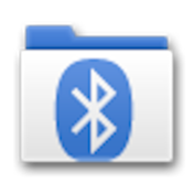App Icon: Bluetooth File Transfer Variiert je nach Gerät
