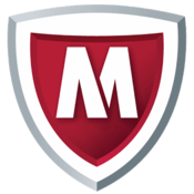 App Icon: McAfee Antivirus & Security 4.0.0.166