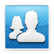 App Icon: FriendCaster for Facebook 5.4.5