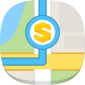App Icon: GPS Navigation & Maps by Scout 6.0