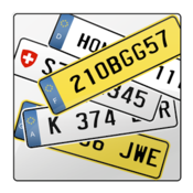 App Icon: Kennzeichen 2.2.2