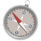 Stabilisierter Kompass