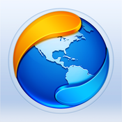App Icon: Mercury Web Browser 8.3