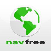 App Icon: Navfree GPS Live Österreich 2.3.66