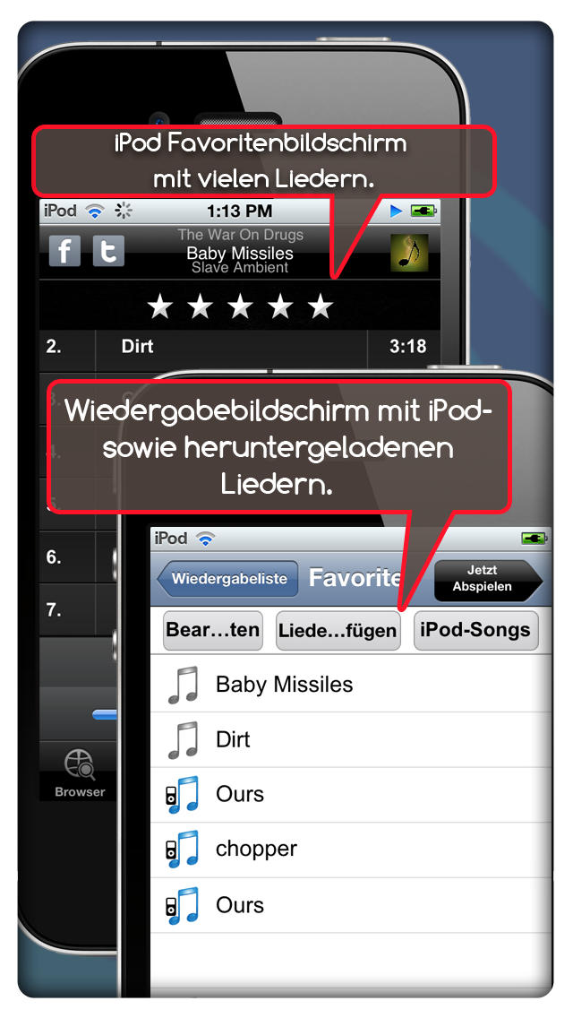 how to download mp3s on iphone
