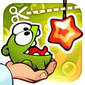 App Icon: Cut the Rope: Experiments 1.7.4