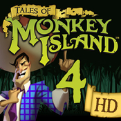 App Icon: Monkey Island Tales 4 HD 1.2