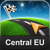 App Icon: Sygic Zentraleuropa: GPS Navigation 14.2.0