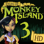App Icon: Monkey Island Tales 3 HD 1.1