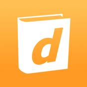 App Icon: dict.cc Wörterbuch 4.8