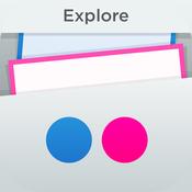 App Icon: FlickStackr Explore 3.10
