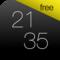 NiceClock - Die schöne Uhr für iPhone und iPad (Gratis Version)