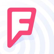 App Icon: Foursquare 8.3