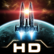 App Icon: Galaxy on Fire 2™ HD 1.1.9