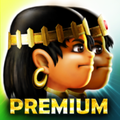 App Icon: Babylonian Twins Puzzle Platformer Premium - An Ancient Civilization's Quest for Peace 1.8.1