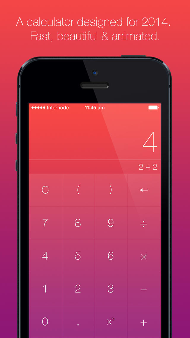 Screenshot von Numerical: Calculator Without Equal