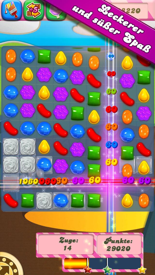 candy crush keine verbindung zum