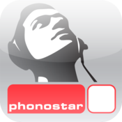 App Icon: phonostar Radio-App 2.1.0