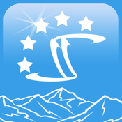 App Icon: Ski the World – Die App von Skigebiete-Test.de 1.1.3