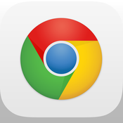 App Icon: Chrome – der Browser von Google 33.0.1750.15