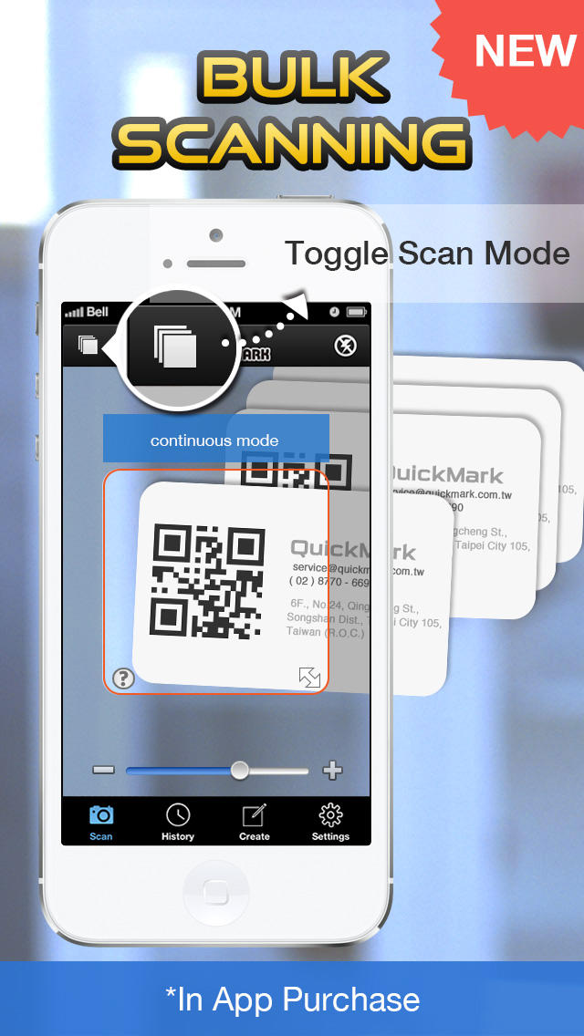 How To Scan Barcode With Iphone 4s