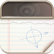 App Icon: SoundNote 2.5.1