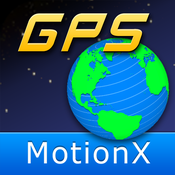 App Icon: MotionX GPS 22.2