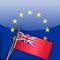 Seeflaggen Europas - Maritime Ensigns of Europe