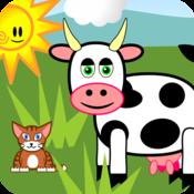 App Icon: Tiere für Kinder