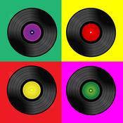 App Icon: Musik Hits Jukebox -Die besten Songs aller Zeiten, Top 100 Listen und die neuesten Charts 2.5
