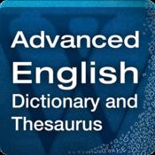App Icon: Advanced English & Thesaurus