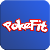 App Icon: PokeFit für Pokémon GO