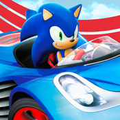App Icon: Sonic & All-Stars Racing Transformed 2.0