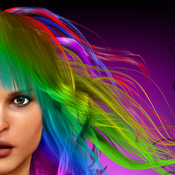 App Icon: Magic Mirror, Hair styler