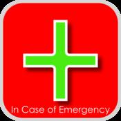 App Icon: ICE Notfallinfo