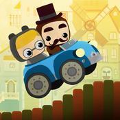 App Icon: Bumpy Road 2.2