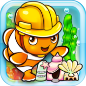 App Icon: Aqua City: Fish Empires