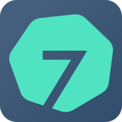 App Icon: 7Mind Meditation & Achtsamkeit