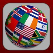 App Icon: Nationalflaggen Quiz Ultimate 1.2
