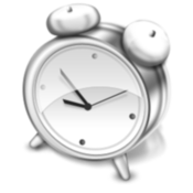 App Icon: I Can't Wake Up! Alarm Clock