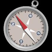 App Icon: Stabilisierter Kompass