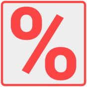 App Icon: Discount Calculator