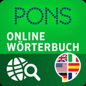 App Icon: PONS Online-Wörterbuch