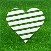 App Icon: Fussball Live-Ticker Herzrasen 3.3