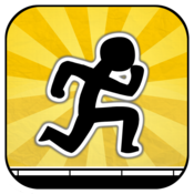 App Icon: Tiny City Run: Impossible Game