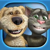 App Icon: Talking Tom & Ben News 2.2