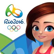 App Icon: Olympischen Spiele Rio 2016