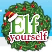 App Icon: ElfYourself by Office Depot, Inc. 4.1.2